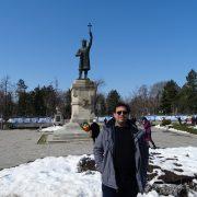 Statuia Lui Stefan Cel Mare