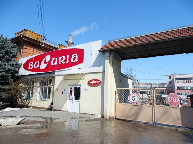 Fabrica Bucuria Chisinau