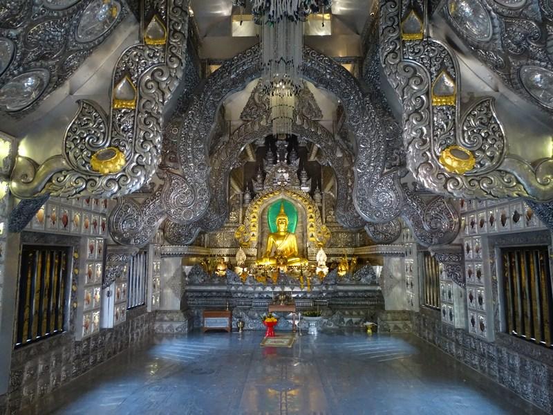 Interior Templul De Argint