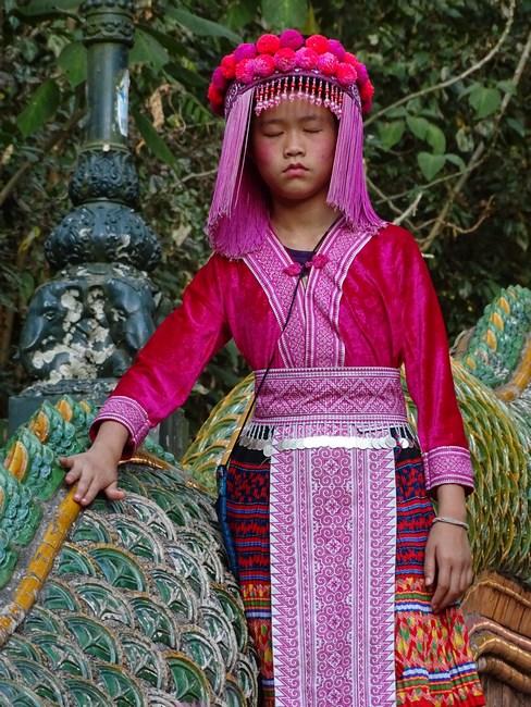 Fata Triburi Thailandeze