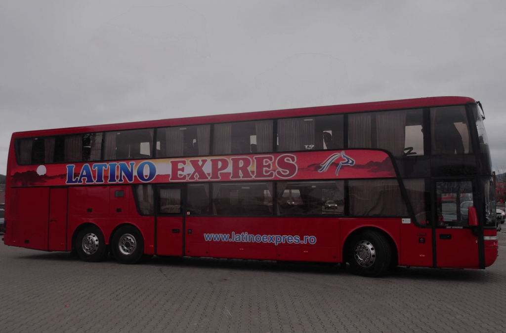Latino expres Transport Persoane Anglia