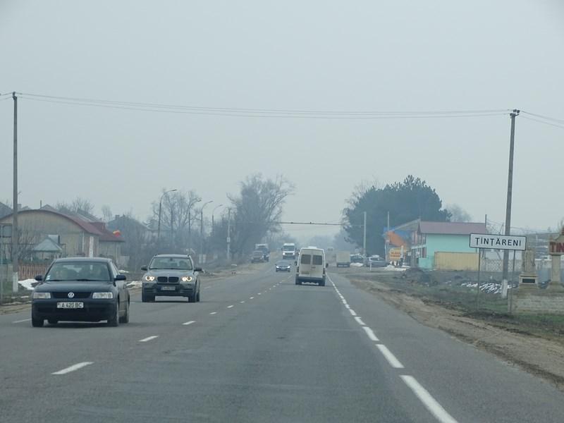 Soseaua Chisinau Tiraspol