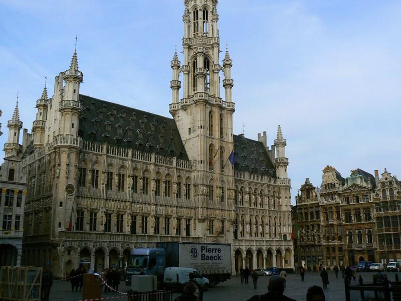 . Primaria Bruxelles