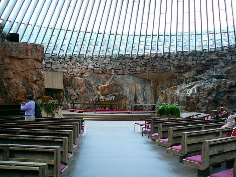 Biserica Temppeliaukio