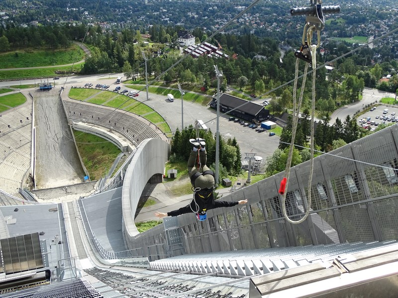 Trambulina Oslo