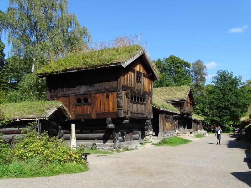 Muzeul Satului Norvegian
