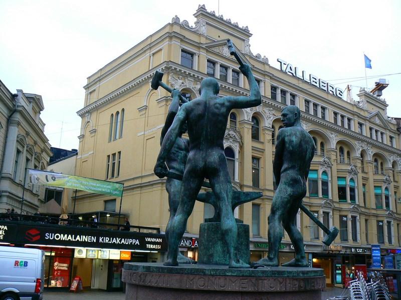 Cururile Goale Din Helsinki