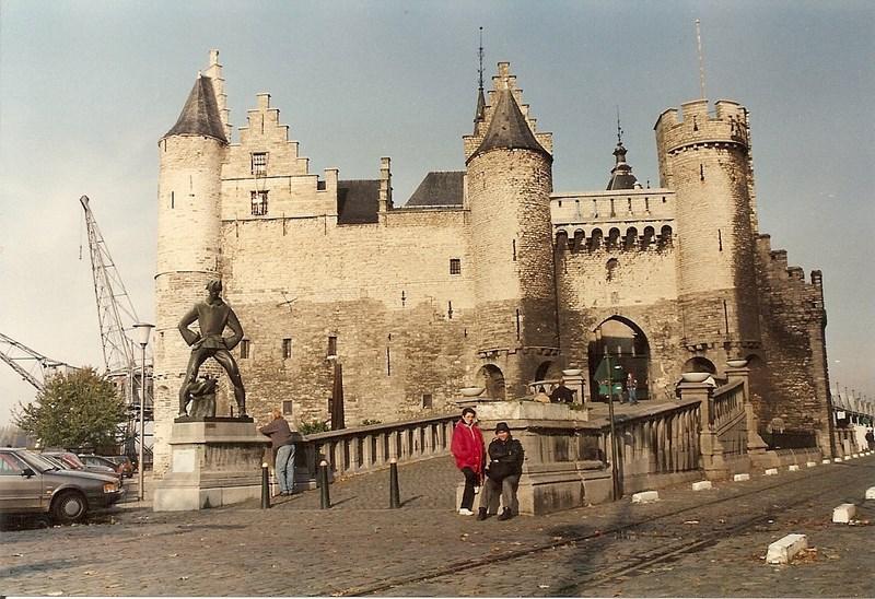 Cetate Antwerpen