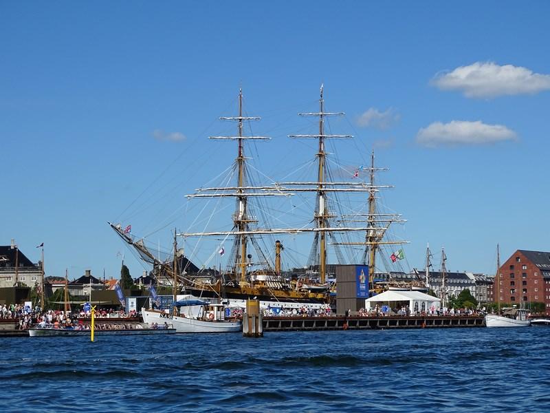 Portul Copenahaga