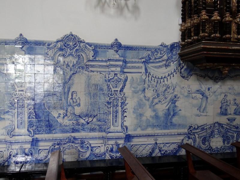 Azulejos In Azore