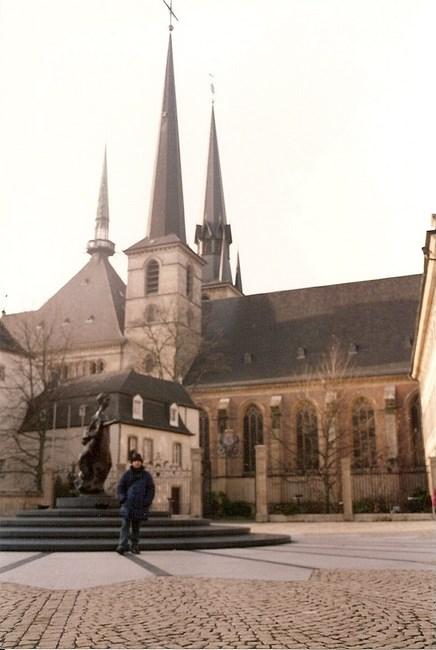 Catedrala Luxemburg