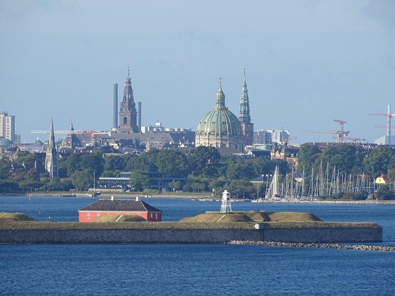 Cladirile Din Copenhaga