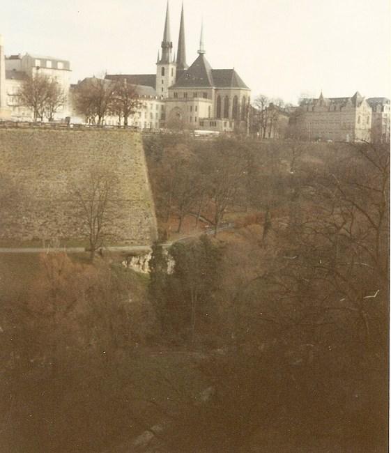 . Cazematele Din Luxemburg