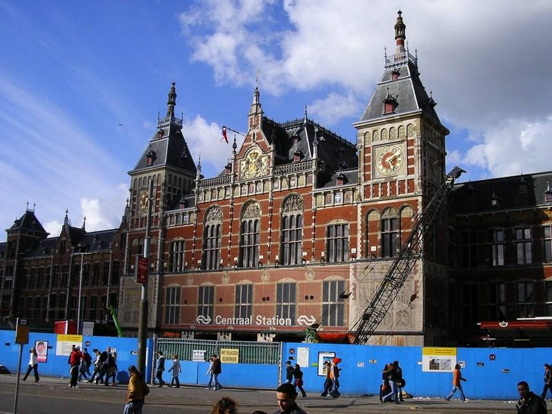 Gara Amsterdam