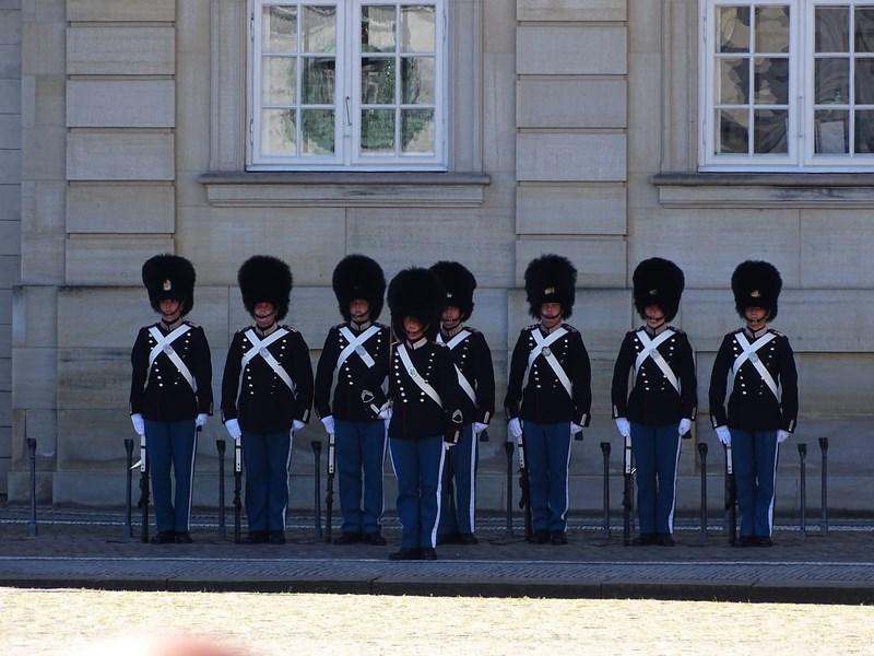 Schimbare Garda Copenhaga