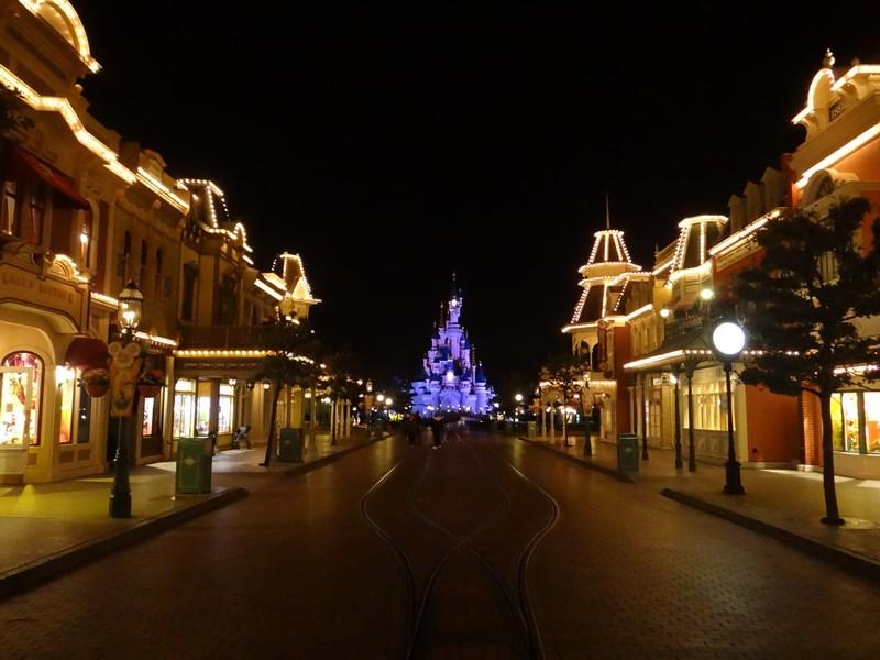 Main Stret Disneyland