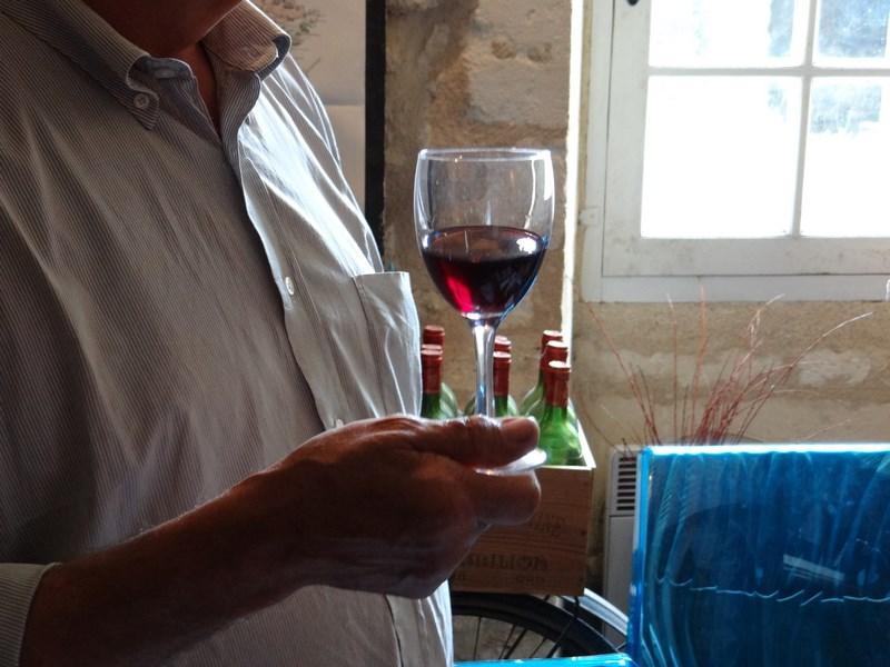 Degustare Vin Bordeaux