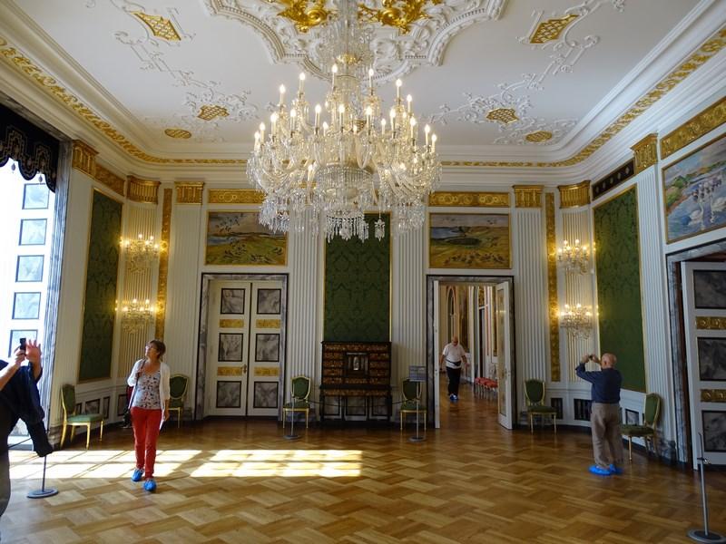 Interior Christiansborg