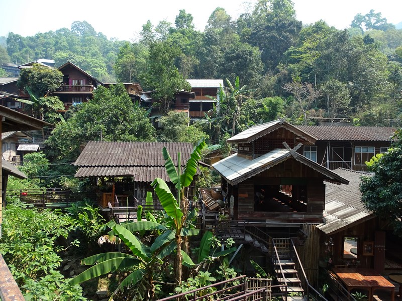 Mae Kampong Thailand