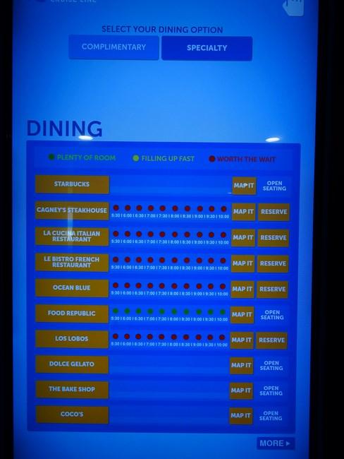 Restaurante Pe Bani Norwegian Bliss