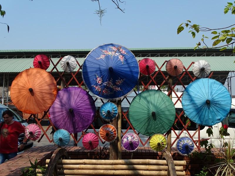 Sat Umbrele Chiang Mai