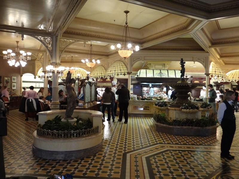 Restaurant Disneyland