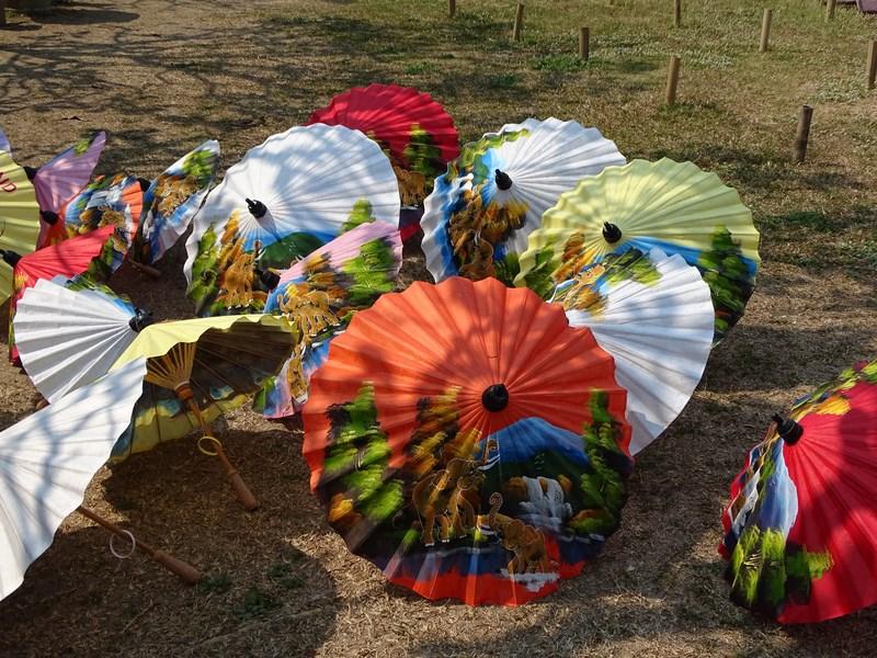 Umbrele Thailandeze