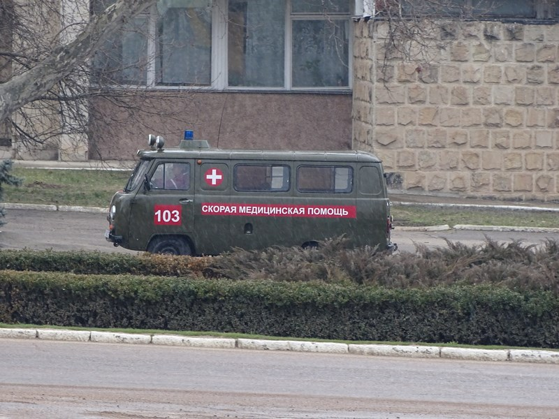 Ambulanta Sovietica