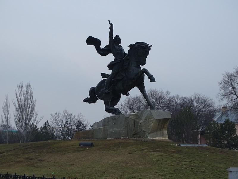 Statuie Suvorov Tiraspol