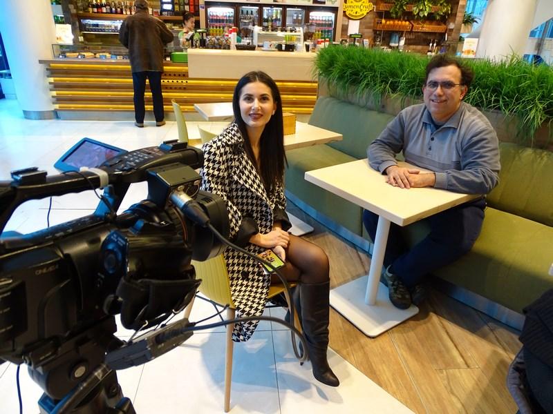 Interviu TVR Moldova Emisiunea Matinalii