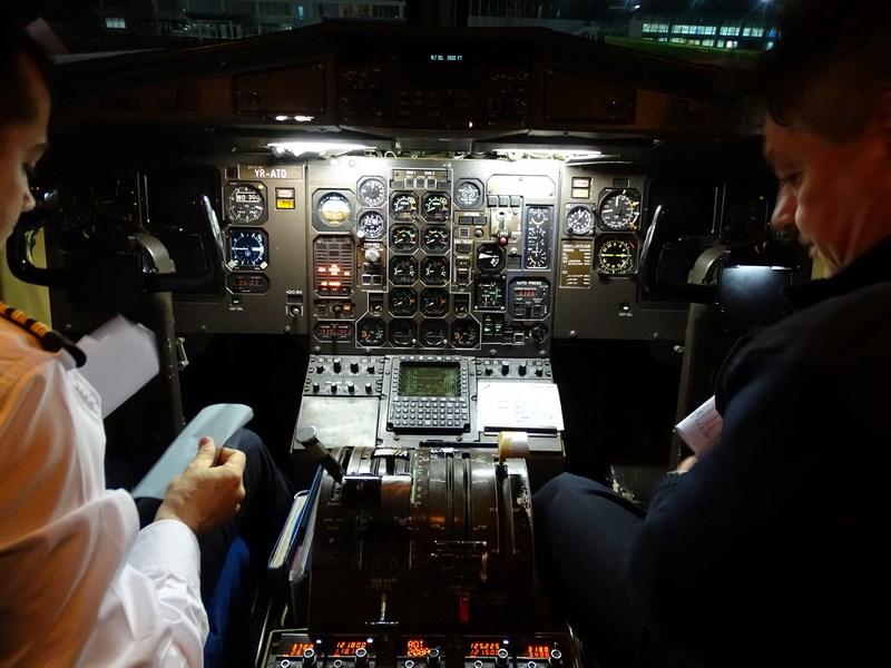 Cockpit ATR