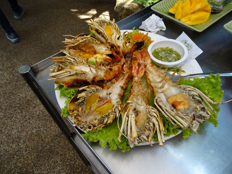Sea Food Thailanda