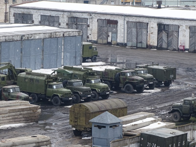 Vehicule Militare Rusesti
