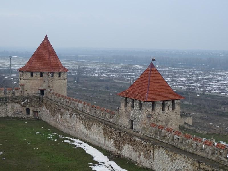 Ziduri Cetatea Tighina