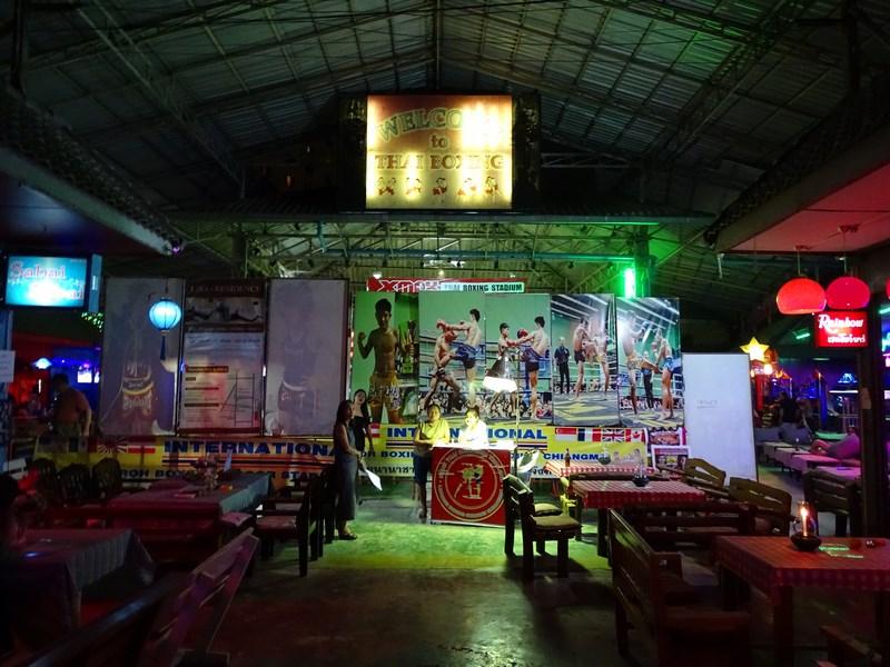 Stadion Box Thailandez