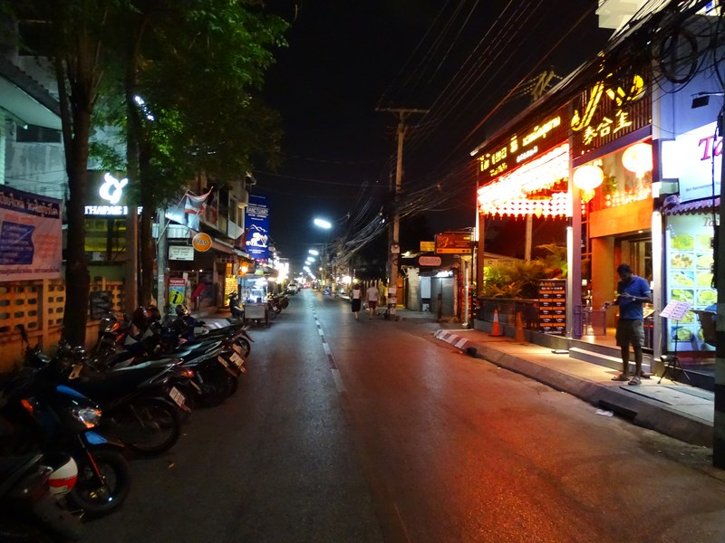 Chiang Mai Oras Vechi