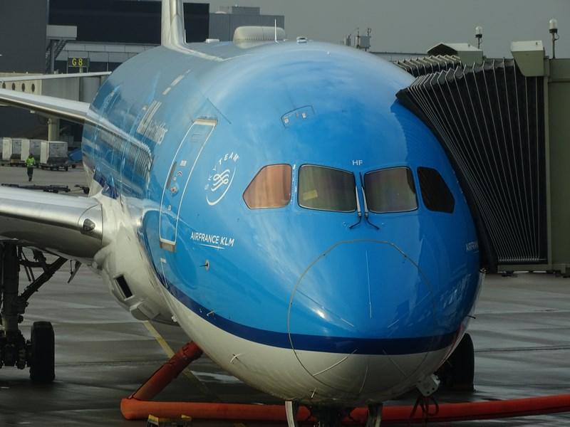 KLM Amsterdam San Jose