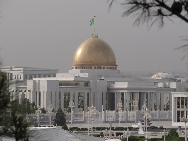 Palatul Prezidential Asgabat
