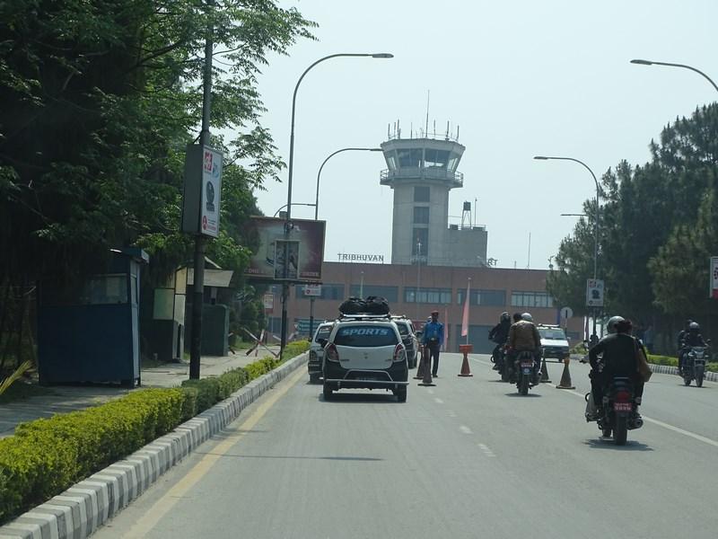 Tribhuvan Airport