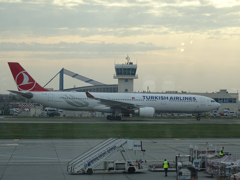 Turkish Airlines Bucuresti