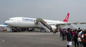 . Turkish Airlines Kathmandu