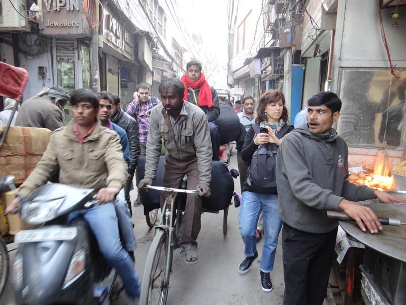 Bazar Delhi