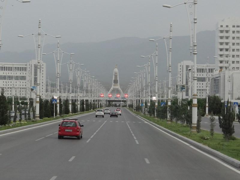 Bulevarde Asgabat