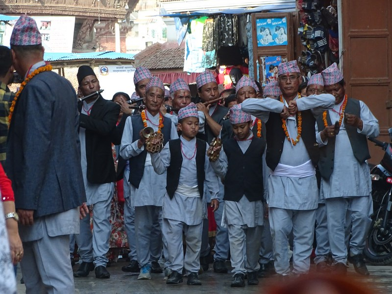 Ceremonie Nepaleza