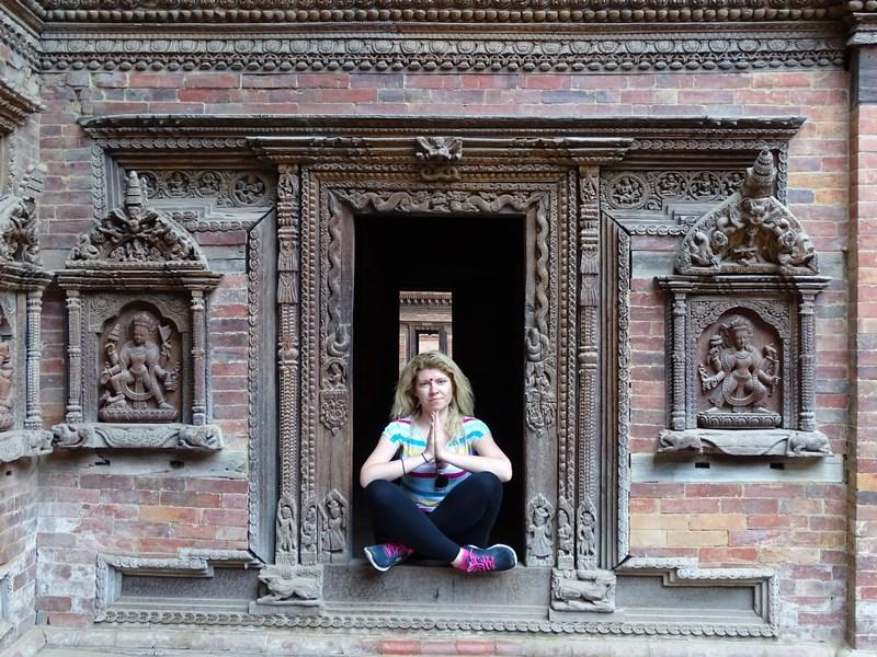 Ferestre Nepaleze