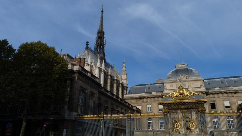 St. Chapelle Paris