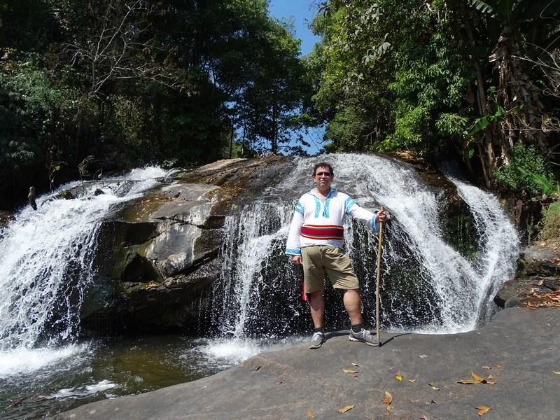 Doi Inthanon Cascada