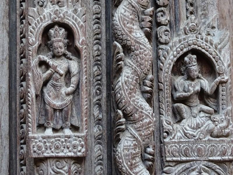 Sculpturi Nepaleze