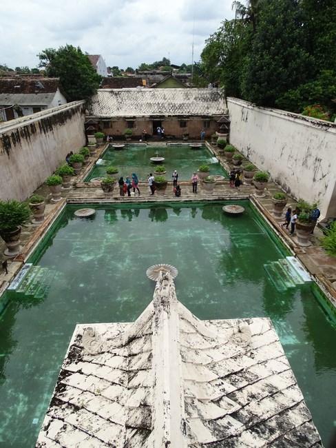 Water Castle Yogyakarta
