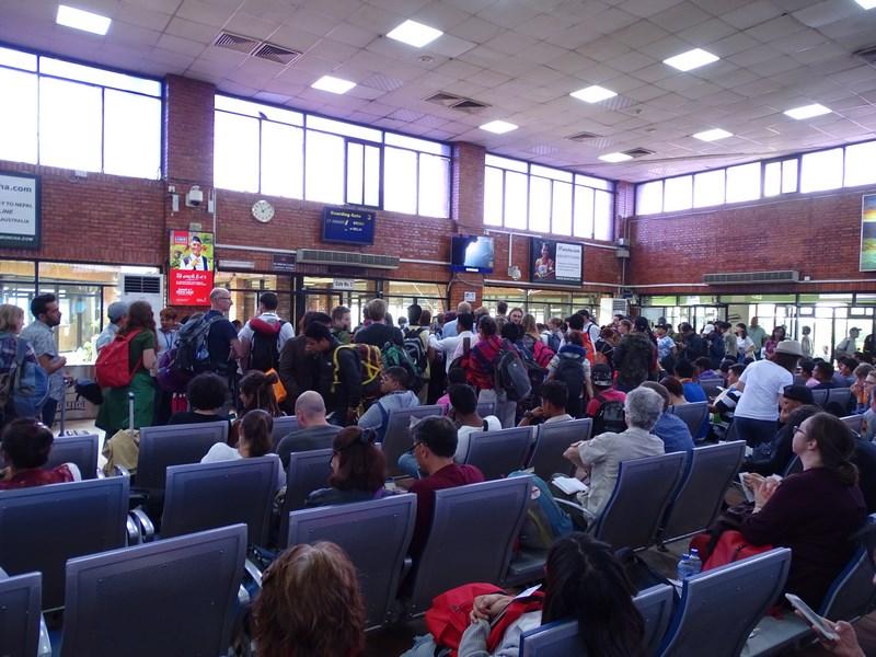 Aeroport Kathmandu